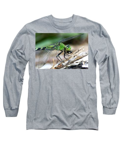 Yummy Long Sleeve T-Shirt by Thomas Bomstad
