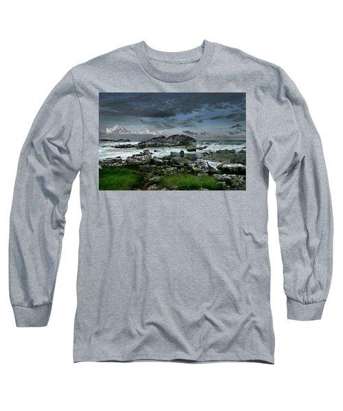 Zamas Beach #14 Long Sleeve T-Shirt