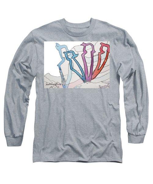 Shadow Zayin Z9 Long Sleeve T-Shirt