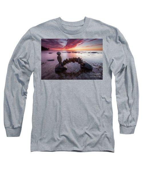 Zen Arch Long Sleeve T-Shirt
