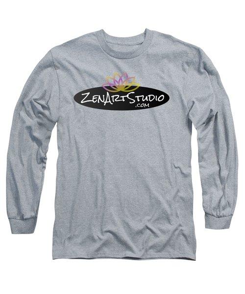 Zen Art Studio Logo Long Sleeve T-Shirt