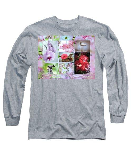 Zen Collage Long Sleeve T-Shirt