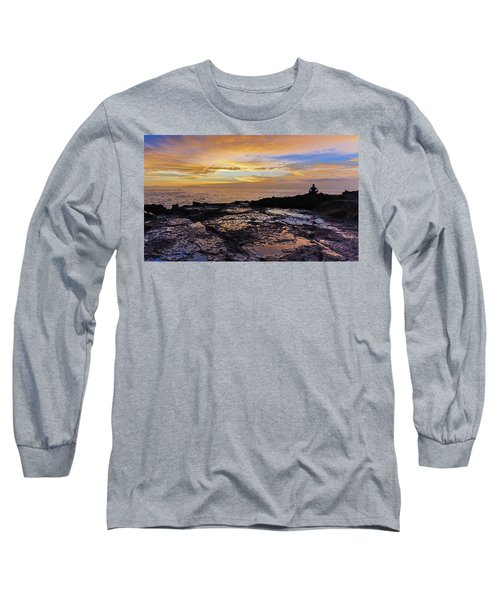 Zen Morning Long Sleeve T-Shirt