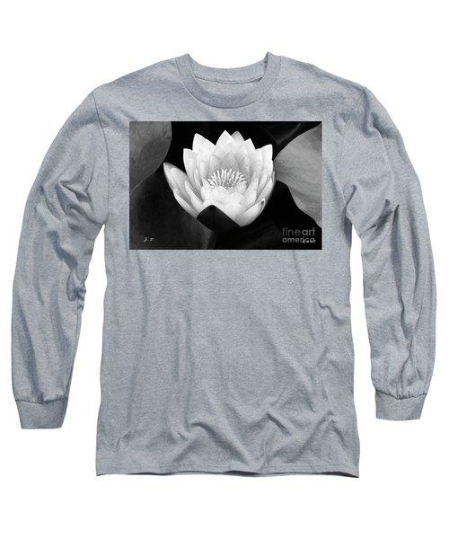 Waterlily Rising Long Sleeve T-Shirt