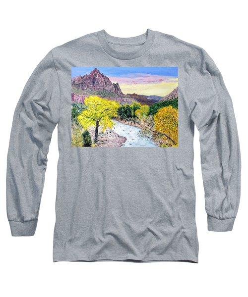Zion Creek Long Sleeve T-Shirt
