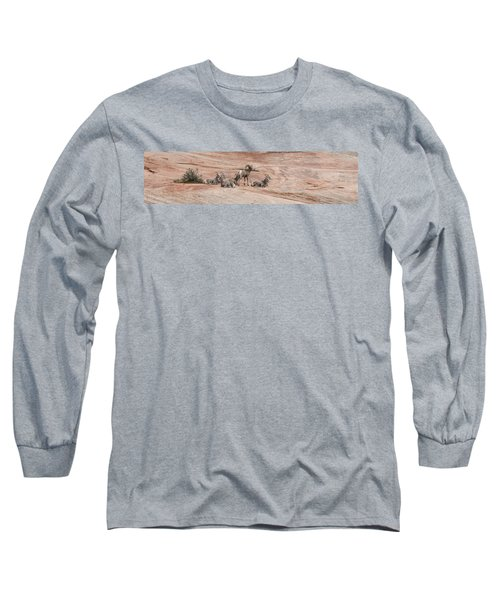 Zion Family Long Sleeve T-Shirt