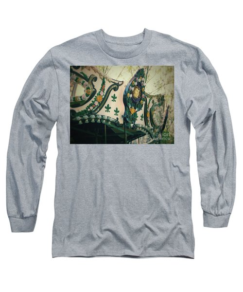 Zoo Carousel Ma Long Sleeve T-Shirt