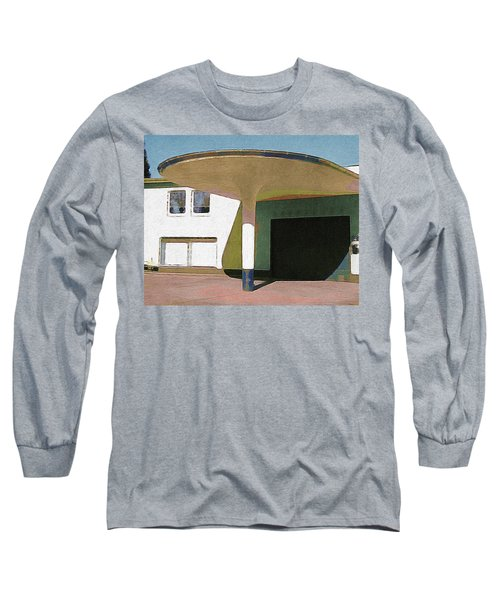 Zoo Garage, Cologne, Germany. Long Sleeve T-Shirt