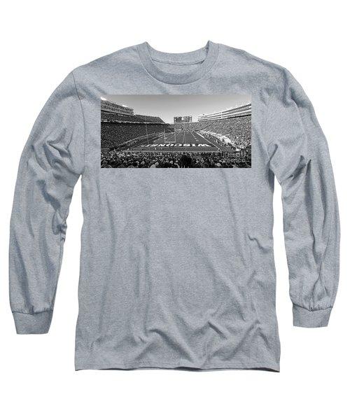 0095 Bw Camp Randall Stadium Long Sleeve T-Shirt