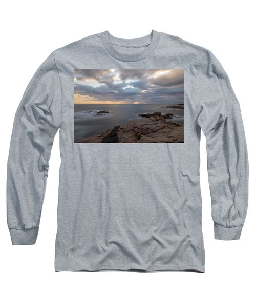 Sunrise On The Costa Brava Long Sleeve T-Shirt