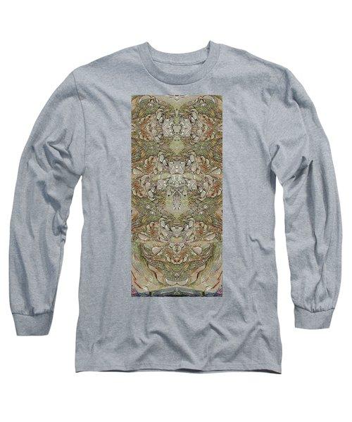 Desert Wall Long Sleeve T-Shirt