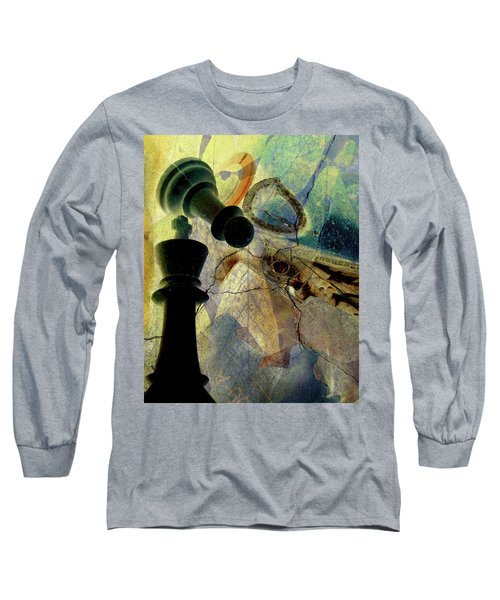 Hour Of Defeat Long Sleeve T-Shirt