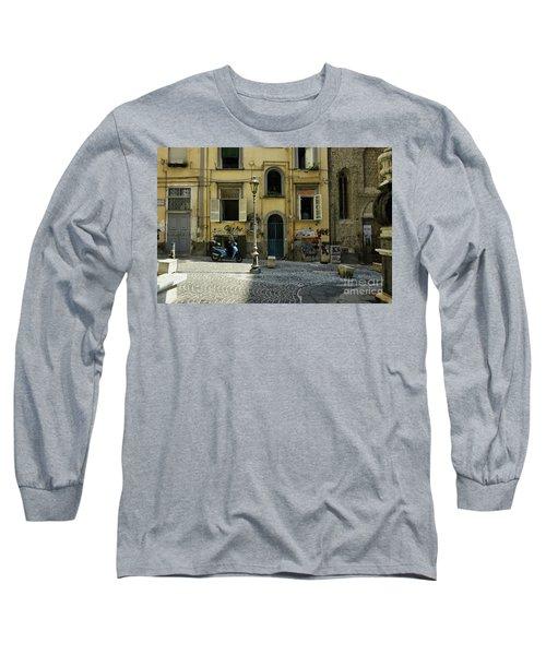 Naples Italy Long Sleeve T-Shirt