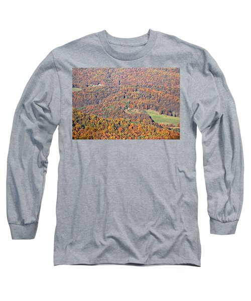 Rainbow Valley Long Sleeve T-Shirt