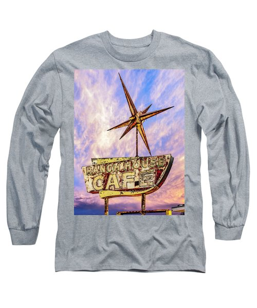 Ranch House Cafe Long Sleeve T-Shirt