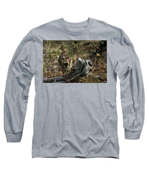 Ruffed Grouse 50701 Long Sleeve T-Shirt