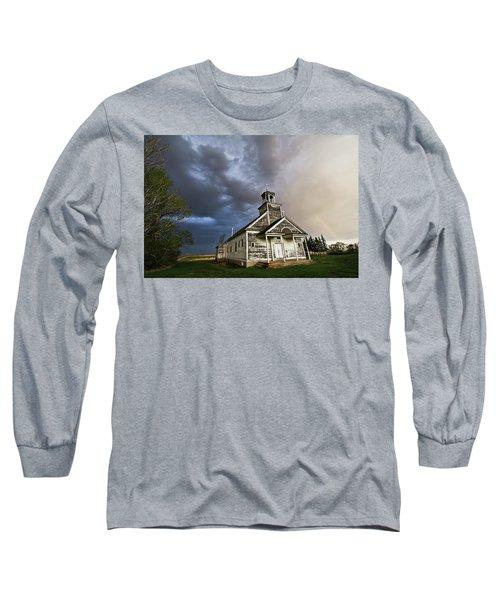 Stormy Sk Church Long Sleeve T-Shirt