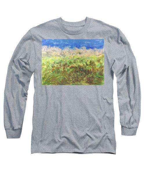 Windy Fields Long Sleeve T-Shirt