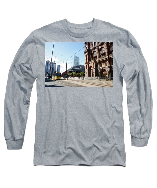 13/09/18  Manchester.  Lower Mosley Street. Long Sleeve T-Shirt