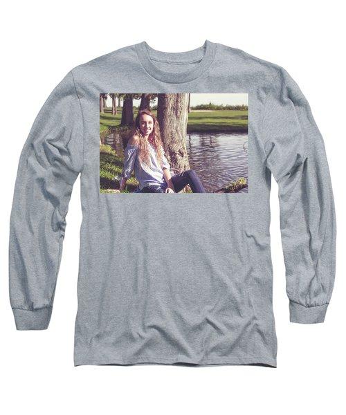16B Long Sleeve T-Shirt