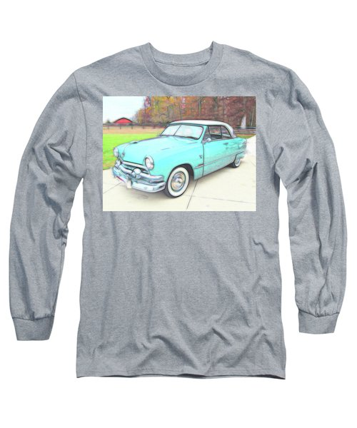 1951 Ford Long Sleeve T-Shirt
