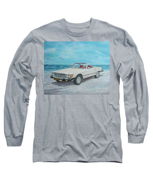 1979 Mercedes 450 Sl Long Sleeve T-Shirt