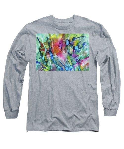 Abstract 224 Long Sleeve T-Shirt