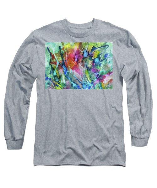 Abstract 224 Long Sleeve T-Shirt