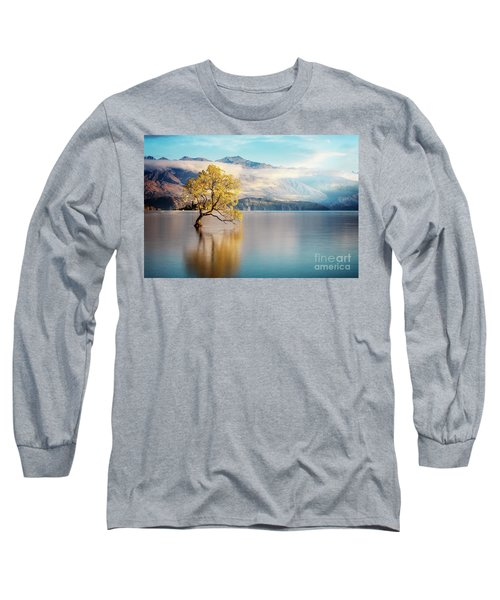 Alone And Determined Long Sleeve T-Shirt