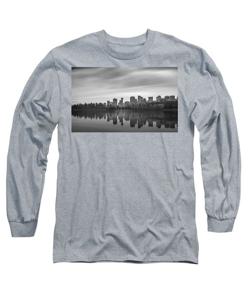 Downtown Vancouver Long Sleeve T-Shirt