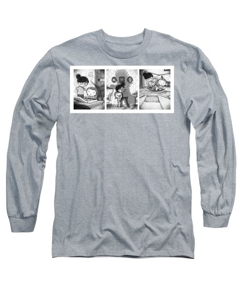 The Snarkle Beast Long Sleeve T-Shirt