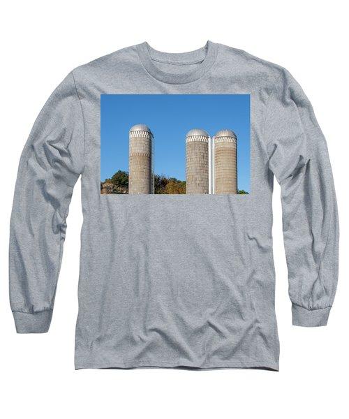 3 Silos Long Sleeve T-Shirt