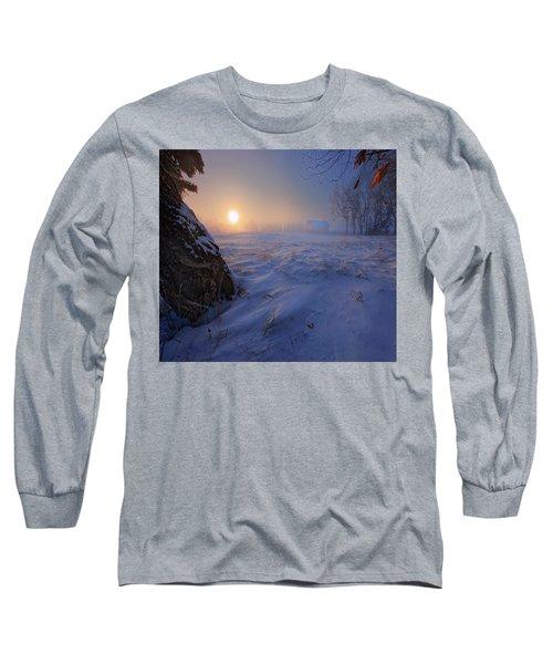 -30 Celsius Long Sleeve T-Shirt
