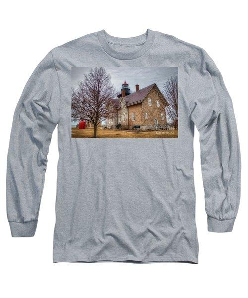 30 Mile Lighthouse  Long Sleeve T-Shirt
