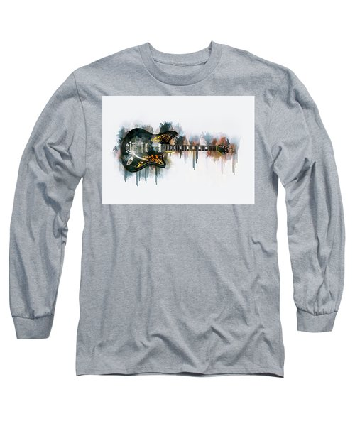 Electric Guitar Long Sleeve T-Shirt