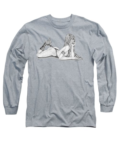 Vampirella Long Sleeve T-Shirt