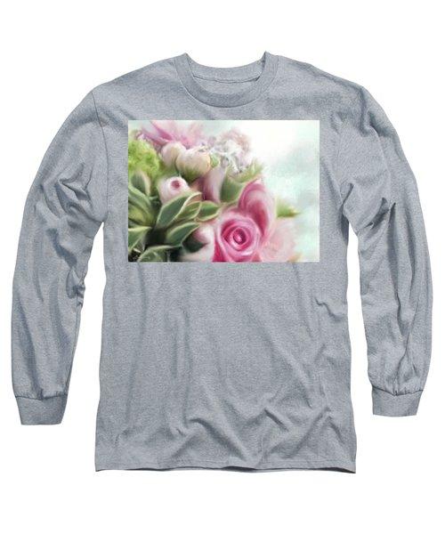 A Bouquet Of Thankfulness Long Sleeve T-Shirt