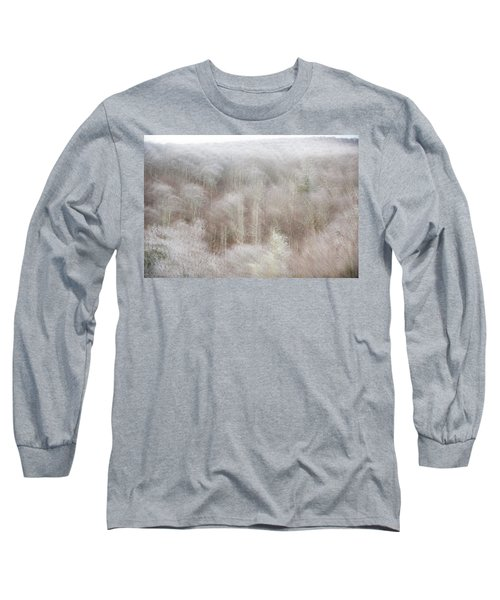 A Ghost Of Trees Long Sleeve T-Shirt