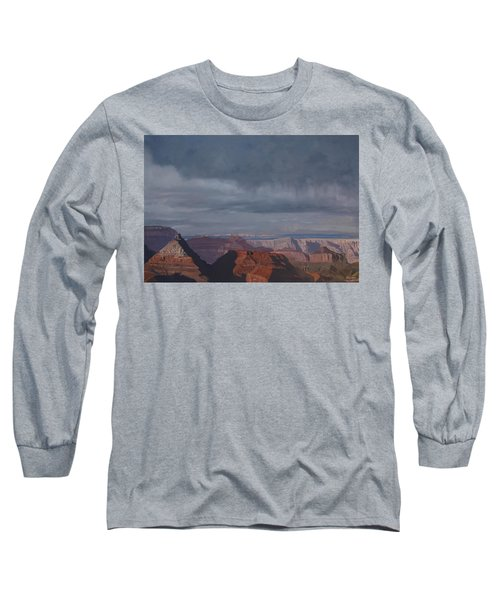 A Little Rain Over The Canyon Long Sleeve T-Shirt