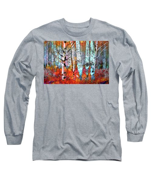 A Party In The Forest Long Sleeve T-Shirt