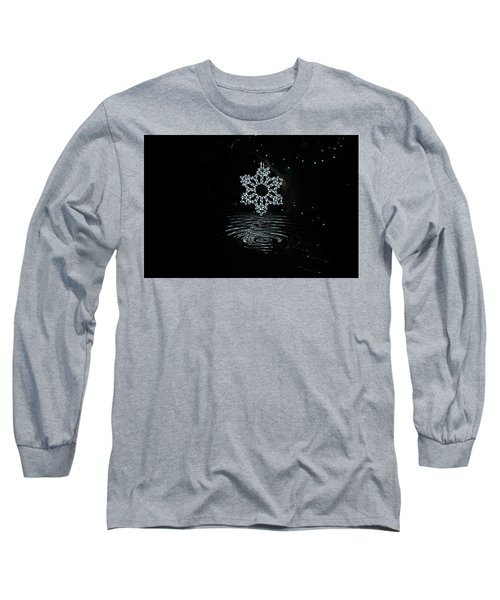 A Ripple Of Christmas Cheer Long Sleeve T-Shirt