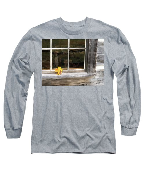 A Thoughtful Moment  Long Sleeve T-Shirt