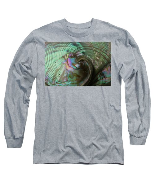 Abalone_shell_9903 Long Sleeve T-Shirt