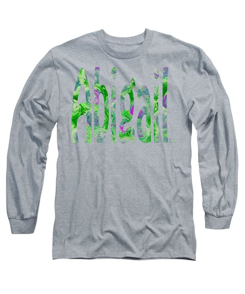 Abigail Long Sleeve T-Shirt