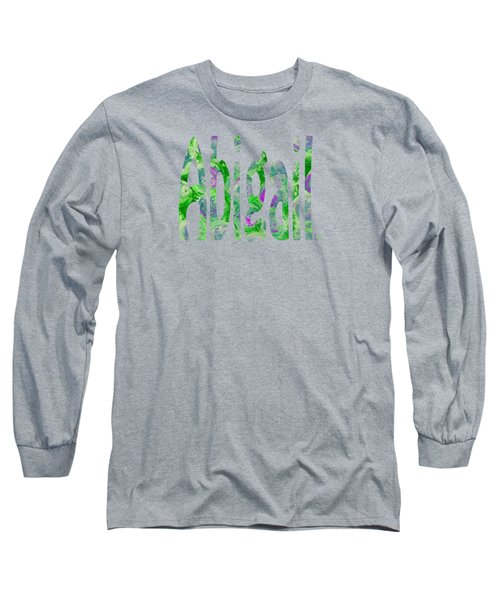 Abigail Long Sleeve T-Shirt
