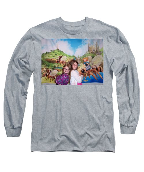 Addy, Rylie, And Tammy Long Sleeve T-Shirt