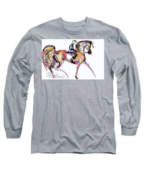 After The Derby Long Sleeve T-Shirt