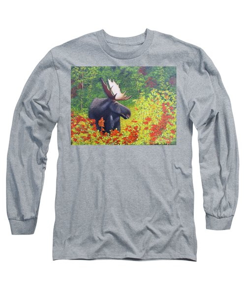 Afternoon Munch Long Sleeve T-Shirt