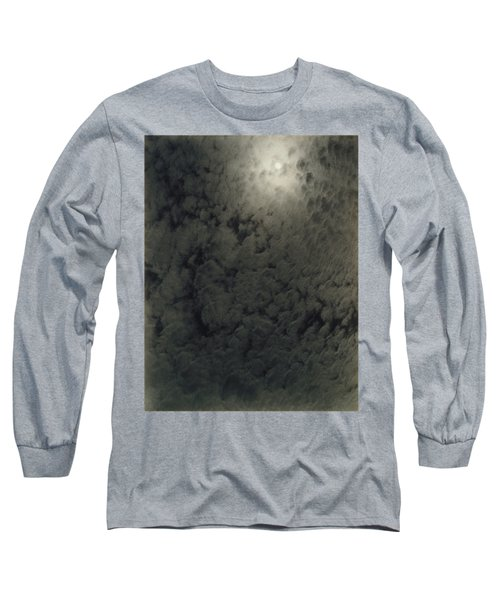 Alfred Stieglitz  So Subtle That It Becomes More Real Than Reality Long Sleeve T-Shirt