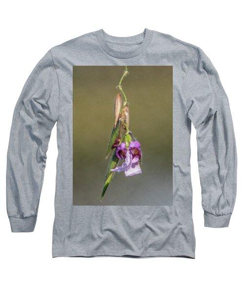 Alligator Flag Long Sleeve T-Shirt